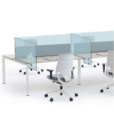 Mamparas de protección para oficinas