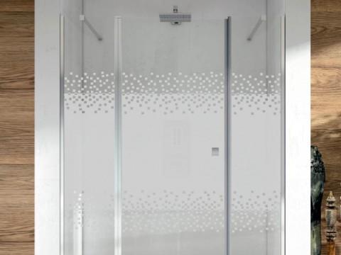 Decora tu mampara de baño con vinilos Glass