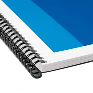 Documentos encuadernación espiral