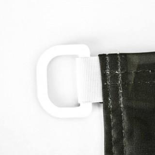 Bandera para driza microperforada