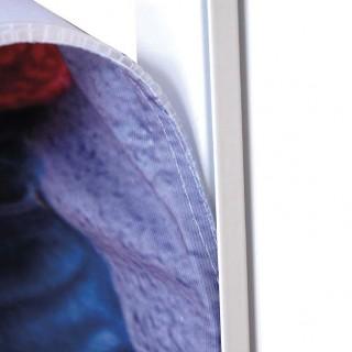 Mostrador textil Silicona