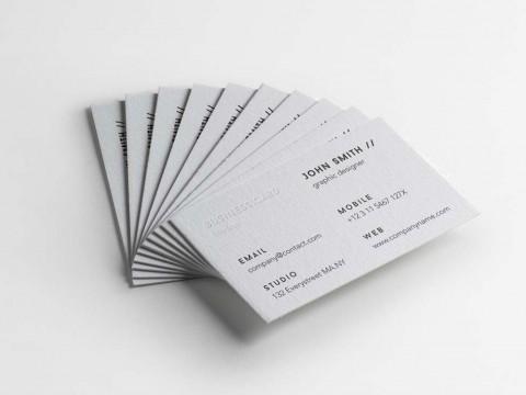 La importancia de la impresión de tarjetas de visita online para tu negocio