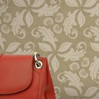 Vinilo para pared textura cuero